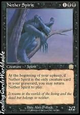 Nether Spirit // Foil // NM // Mercadian Masques // engl. // Magic the Gathering