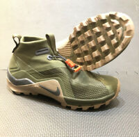 Nike Metcon X SF Mens Size 7 Cross Training Shoes BQ3123 208 Olive Green Fit