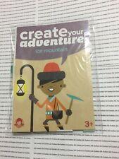 Create Your Adventure Wendys Toy Ice Mountain