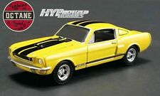 GREENLIGHT 1:64 ACME CAFFEINE AND OCTANE 1966 SHELBY GT350 YELLOW 51249