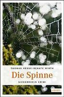 Die Spinne von Hesse, Thomas, Wirth, Renate | Buch | Zustand akzeptabel