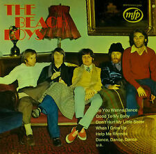 "The Beach Boys - Same - 12"" LP - C210 - washed & cleaned"