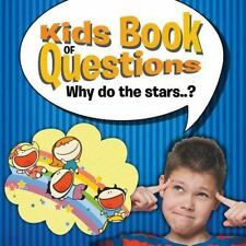 Kids Book of Questions. Why Do the Stars. . ? by Speedy Publishing LLC (2015,...
