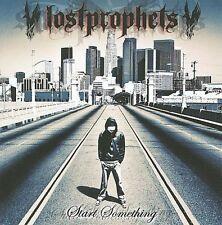 LOSTPROPHETS - START SOMETHING [JAPAN BONUS TRACK] NEW CD