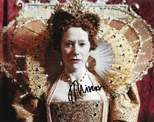 HELEN MIRREN.. Her Royal Highness Elizabeth l - SIGNED