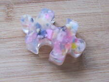 AUTISM HANDMADE SOAP PIECE MIXED FRAGRANCE GIFT WRAPPED