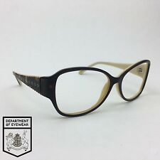 TED BAKER eyeglasses DARK TORTOISE CATS EYE frame MOD:SPRUCE-UP 1144