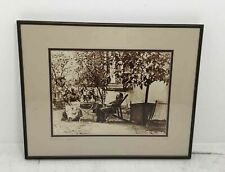 Photo Reproduction Toulouse Lautrec Sepia Tone