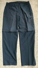 HS Outerwear Hot Sportswear Mens lighweight Zip-Off Trousers, slight fading