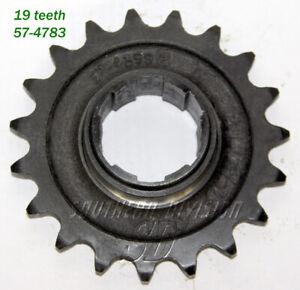 57-4783 19 teeth sprocket 5speed Triumph T140 TR7V T150V 19 Zähne ritzel 5 gang