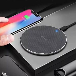Fast Wireless Charger For Apple iPhone
