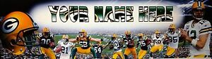 """SPORTS""   GREEN BAY PACKERS (442) Personalized print/poster/art/picture"