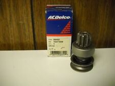 ACDelco D2052 New Starter Drive