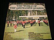 BAND OF GRENADIER GUARDS<>COMPILATION<>Lp vinyl~Canada Pressing~LONDON SPA 148