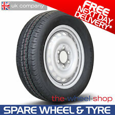 "16"" Mercedes Sprinter 2006 - 2018 Full Size Spare Wheel and 235/65 R16 Tyre"