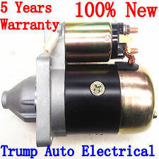 Starter Motor for Ford Laser KA KB KC KE KF E5 1.5L B6 1.6L BP 1.8L 1981-1995