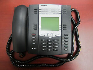 Aastra 55i VoIP Phone - Charcoal