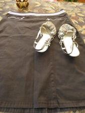 lot 2piécesla jupe noire t40 et chaussures noires t38