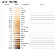 Dinair Airbrush Makeup Colair 1.15 oz - Choose Color