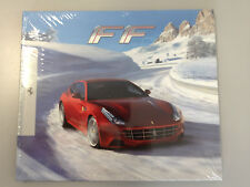 Official Ferrari FF brochure Prospekt catalogue hardcover