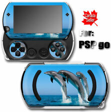 Wild Dolphin SKIN STICKER DECAL COVER for SONY PSP Go
