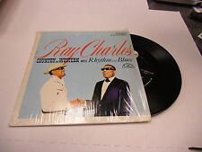 Ray Charles Country and Western 45 RPM ABC Paramou Records VG+ w/ Jukebox Strips