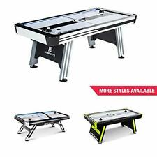 New listing MD Sports Air Hockey Table for Adults and Kids, with LED Lights and Sound Effect