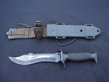 AITOR CUCHILLO DE MONTE Made in SPAIN Military Tactical Knife & Scabbard