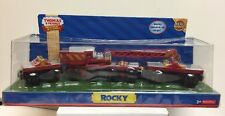 Thomas & Friends Wooden Railway Rocky 3-Piece Set , NEW