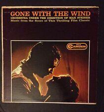 Gone With The Wind Score Max Steiner Vinyl LP