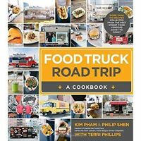 Food Truck Road Trip--A Cookbook by Pham, Kim | Paperback Book | 9781624140808 |