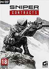 Sniper Ghost Warrior Contracts PC neuf sous blister