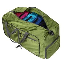 Foldable Travel Bag Luggage Clothes Shopping Large Capacity Duffle Reliable