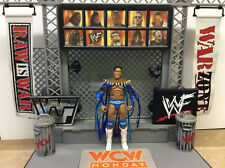 WWE Elite Rocky Maiva figure The Rock Target Exclusive with ring attire