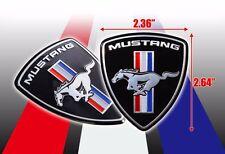 Mustang Style logo EMBLEM HOOD OR TRUNK TAILGATE LOGO FENDERS BADGE