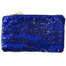 Sequins Dazzling Glitter Bling Clutch Handbag Evening Bag Wrist Bag