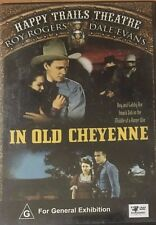 Roy Rogers Happy Trails Theatre  In Old Cheyenne ALL Region  DVD Like New