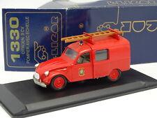Eligor 1/43 - Citroen 3CV Vigili del fuoco di Marsiglia
