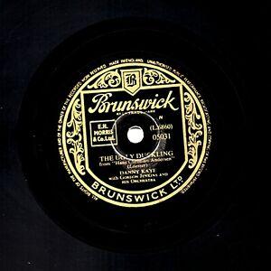 Klassisch Danny Kaye Kinder 78 The Ugly Duckling / Kings Neu Kleider Bruns 05031