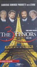 THE 3 TENORS - PARIS 1998  - VHS
