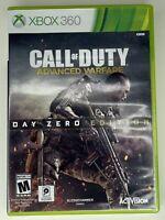 Call of Duty Advanced Warfare Day Zero Edition (Microsoft Xbox 360) Game Tested