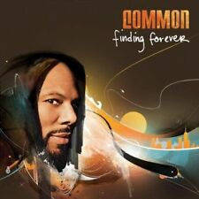 COMMON (FINDING FOREVER CD - SEALED + FREE POST)