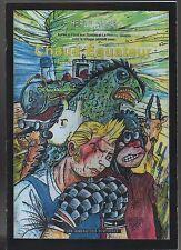 Tintin. Chaud équateur Pastiche de Herbil Alger. Tirage broché 24 pages.