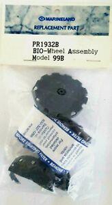 Marineland Bio-Wheel Assembly 99B 3/Hex 5 PR1932B Biowheel Part PR1932B