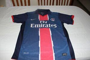 T-Shirt Football Paris Saint Germain Nile Size M of The No 10 Nene Shirt