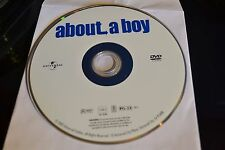 About a Boy (DVD, 2003, Full Frame)Disc Only Free Shipping