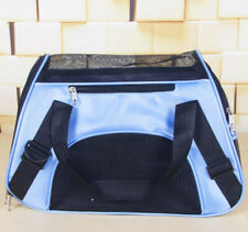 New Pet Carrier Soft Sided Puppy Kitten Cat Dog Tote Bag Travel Airline Approved