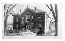Acova Iowa Hof Haus Echt Foto antik Ansichtskarte j52217