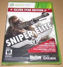 Sniper Elite V2 (Microsoft Xbox 360) Brand New / Fast Shipping