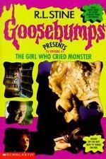 The Girl Who Cried Monster (Goosebumps Presents TV Episode #1)